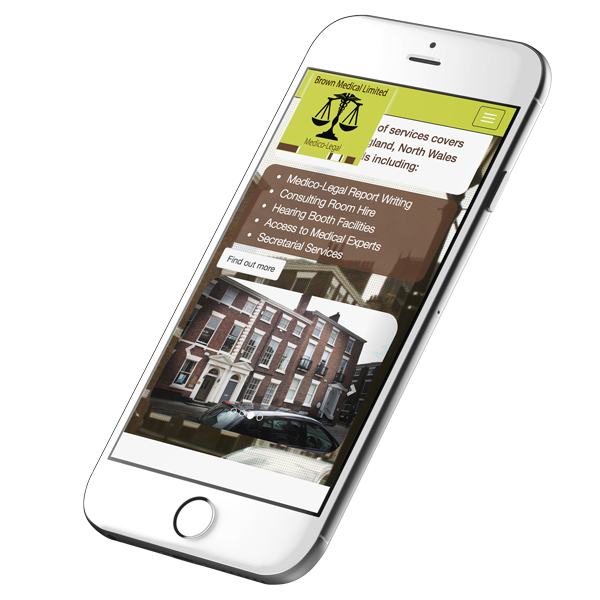 Carlisle mobile web design examples